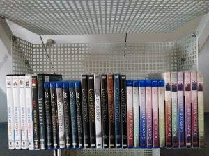 Serien auf DVD und Blu-ray